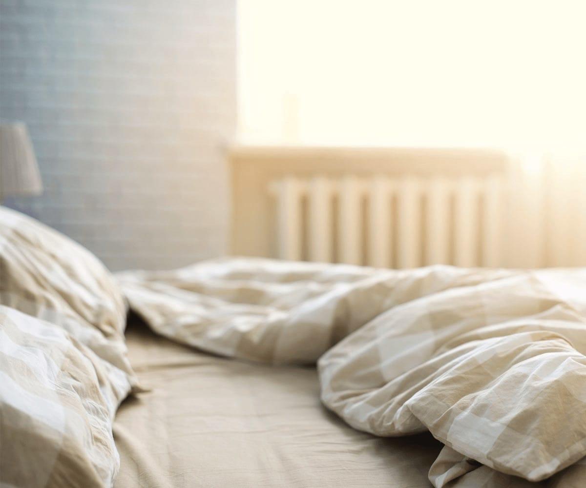 Besser schlafen mit gesundem Darm