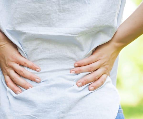 Was kann man tun bei Rückenschmerzen?